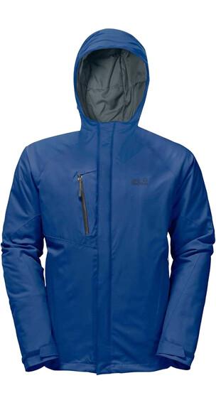 Jack Wolfskin Troposphere Jacket Men deep sea blue